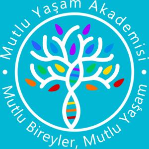 Mutlu Yaşam Akademisi Logo Yazılı